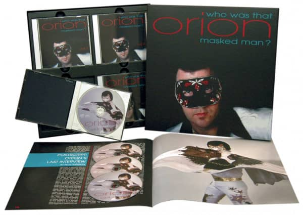 Who Was That Masked Man? (4-CD)