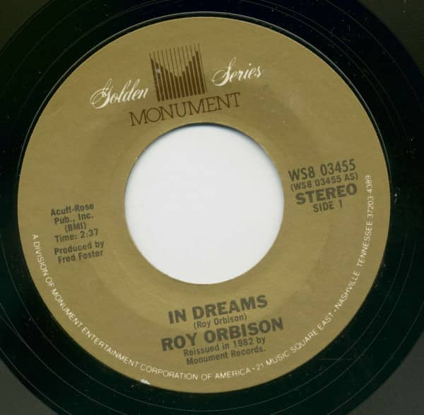 In Dreams - The Crowd (7inch, 45rpm, BC)