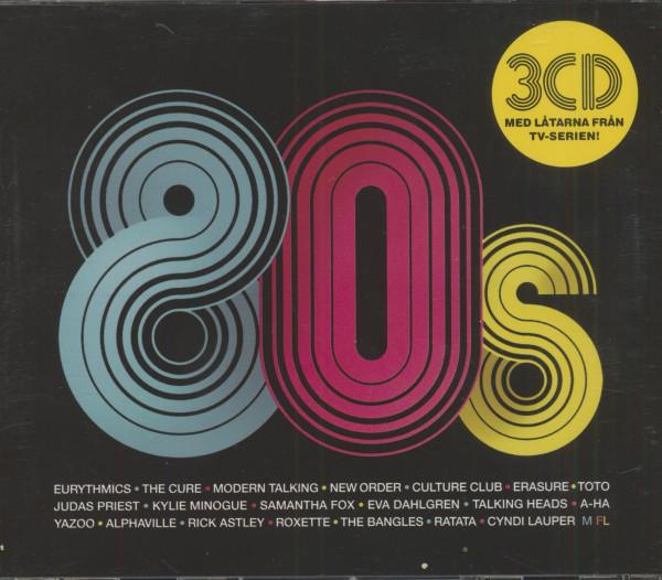 80s (3-CD)