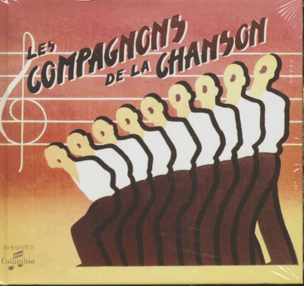 Les Compagnons De La Chanson (2-CD Digibook)