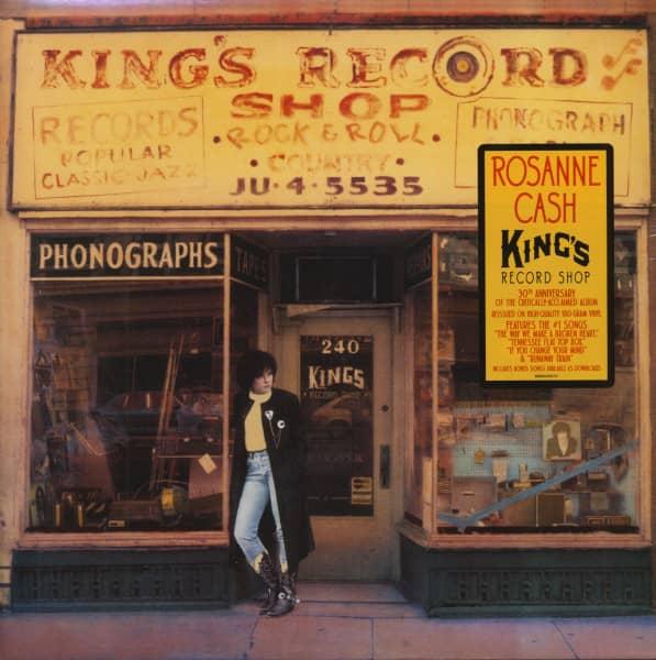 King's Record Shop (LP, 180g Vinyl)