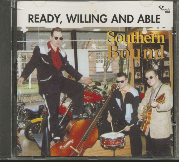 Ready, Willing & Able (CD)