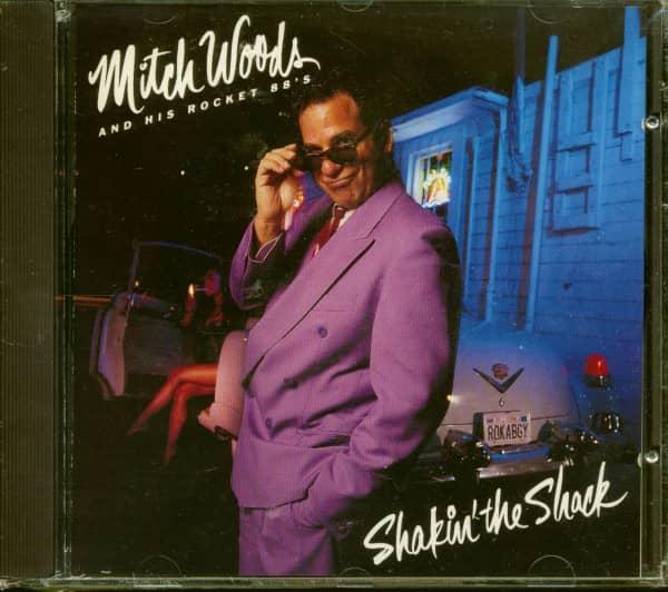Shakin' The Shack (CD)
