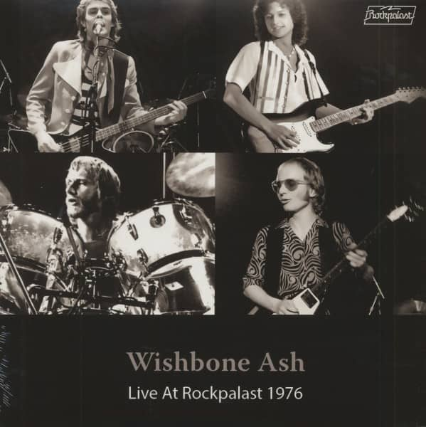 Live At Rockpalast 1976 (2-LP)