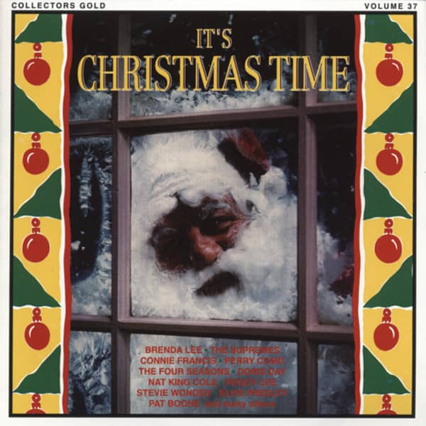 It's Christmas Time - Collector's Gold