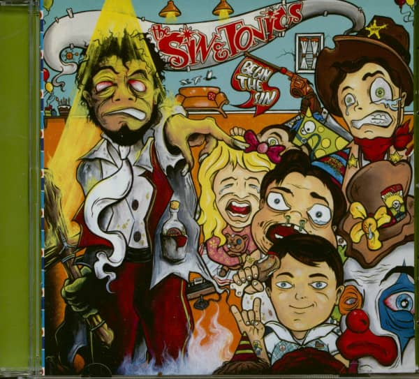 Begin The Sin (CD)