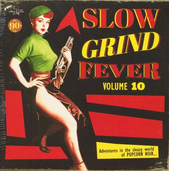 Slow Grind Fever, Vol.10 (LP)