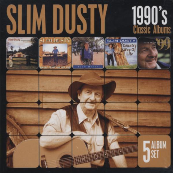 1990s Classic Albums (5-CD)