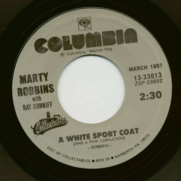 A White Sports Coat - El Paso (7inch, 45rpm)