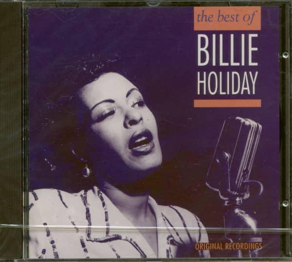 Best Of Billie Holiday (CD)