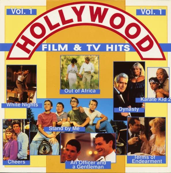 Hollywood Film & TV Hits Vol. 1 (LP)