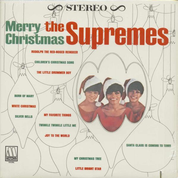 Merry Christmas (LP)