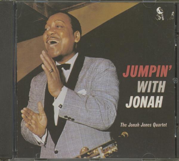 Jumpin´ With Jonah (CD)