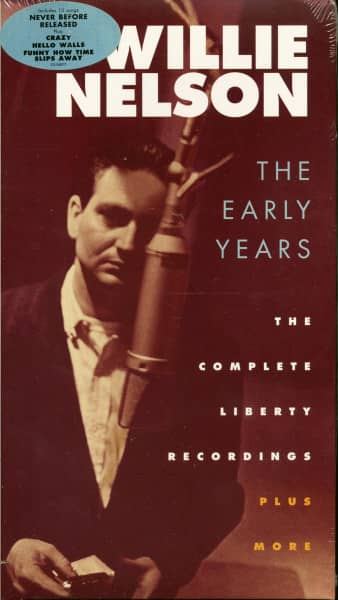 The Early Years - The Complete Liberty Recordings (2-CD Digi-Longbox, Cut-Out)