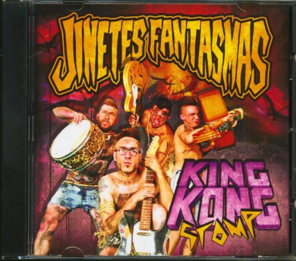 King Kong Stomp (CD)
