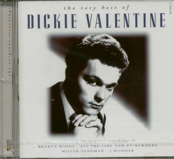 The Very Best Of Dickie Valentine (CD)
