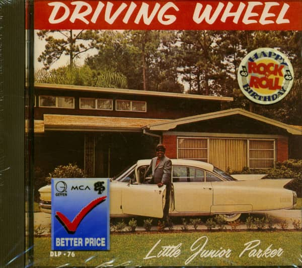 Driving Wheel (CD)