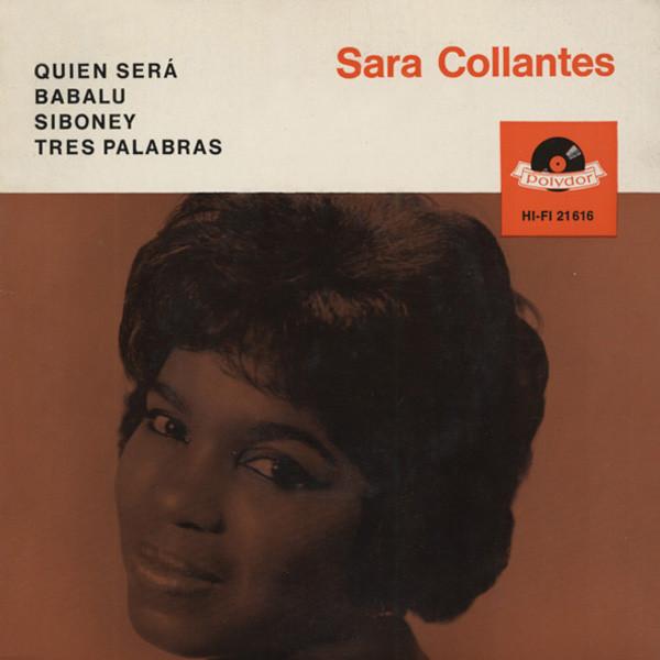 Sara Collantes 7inch, 45rpm, EP, PS