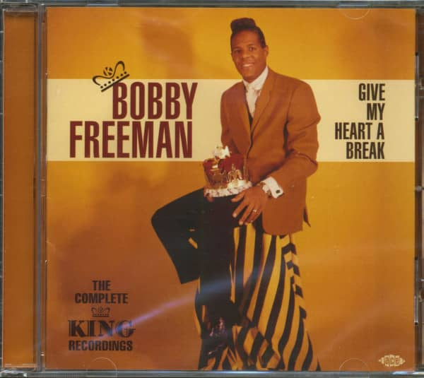 Give My Heart A Break - The Complete King Recordings (CD)