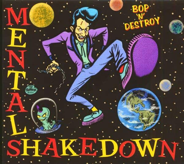 Bop'n'Destroy (CD)