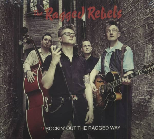Rockin' Out The Ragged Way (CD)