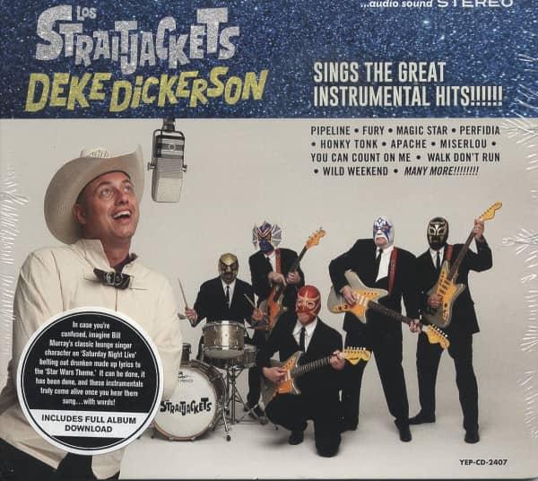 Deke Dickerson Sings The Great Instrumental Hits (2014)