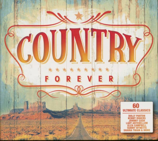 Country Forever (3-CD)