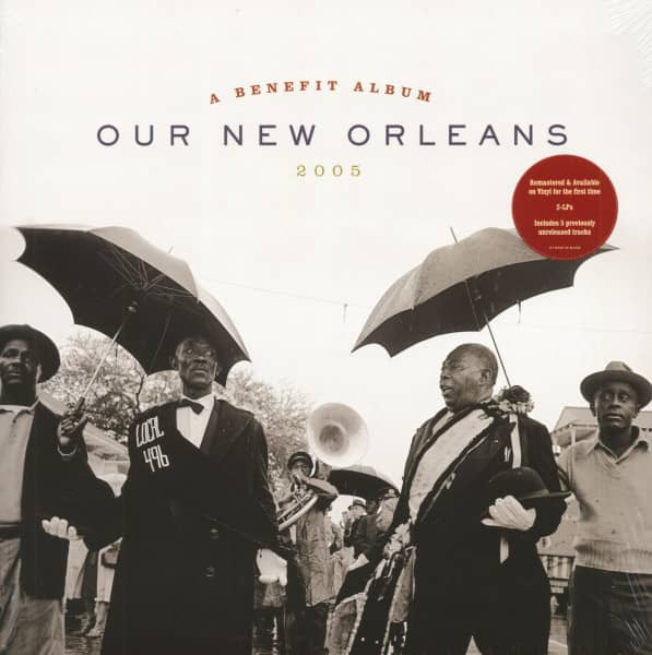 Our New Orleans 2005 (2-LP)