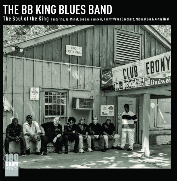 The Soul Of The King (LP, 180g Vinyl)