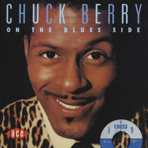 On The Blues Side (CD)