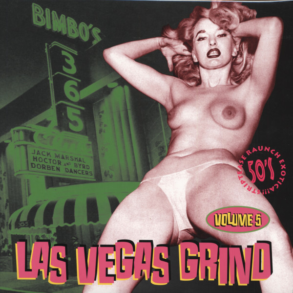 Vol.5 (LP) Las Vegas Grind
