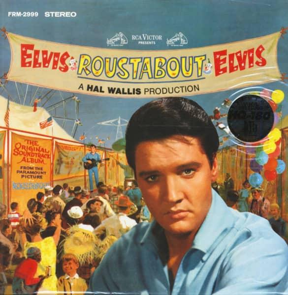 Roustabout (LP, 180g Vinyl)
