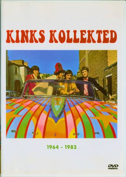 Kollekted - Complete History 1964-83 (DVD)