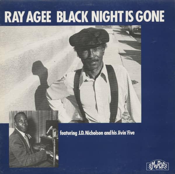 Black Night Is Gone (LP)
