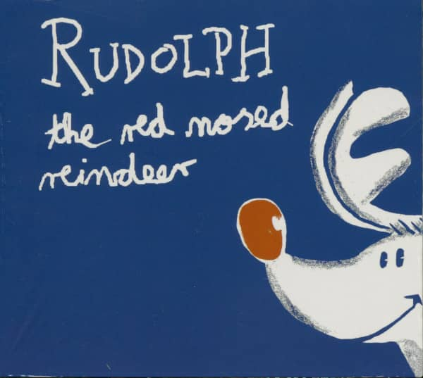 Rudolph, The Red-Nosed Reindeer (CD)