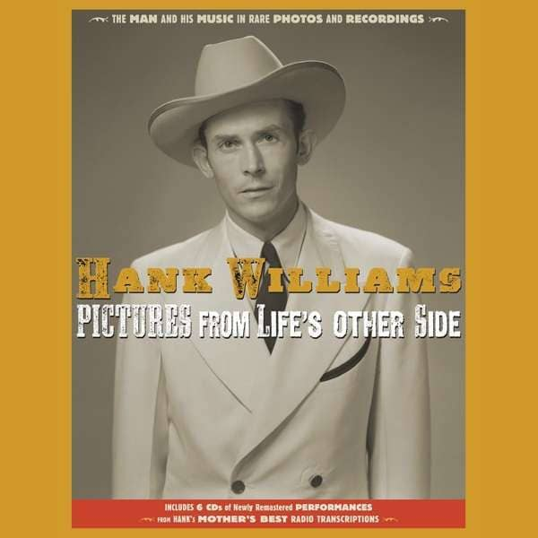 Pictures From Life's Other Side: The Man And His Music In Rare Recordings And Photos (6-CD/Book Set)