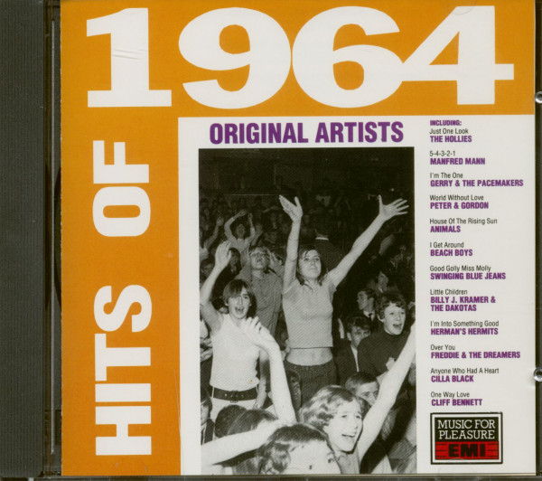 Hits Of 1964 (CD)