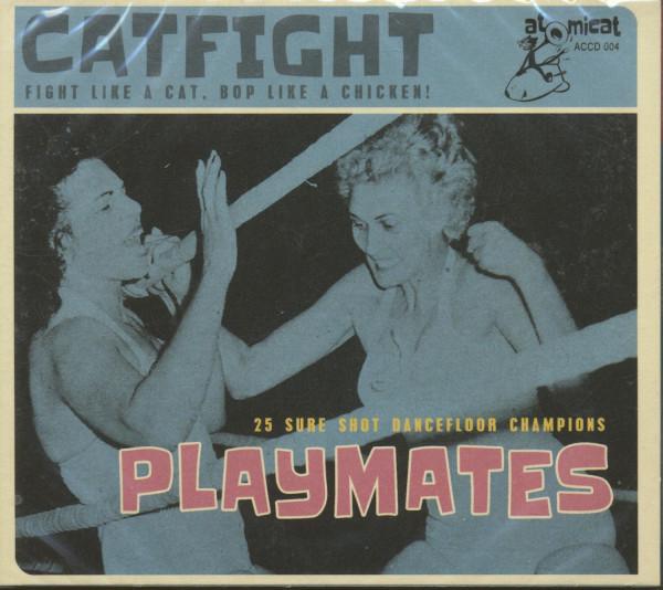 Catfight - Playmates (CD)