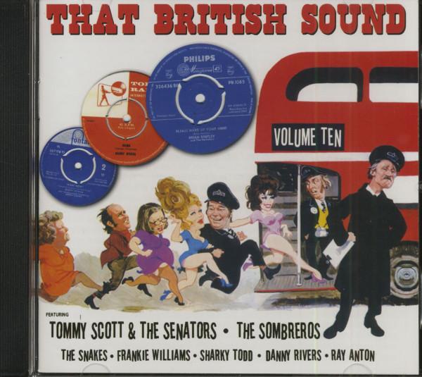 That British Sound Vol.10 (CD)