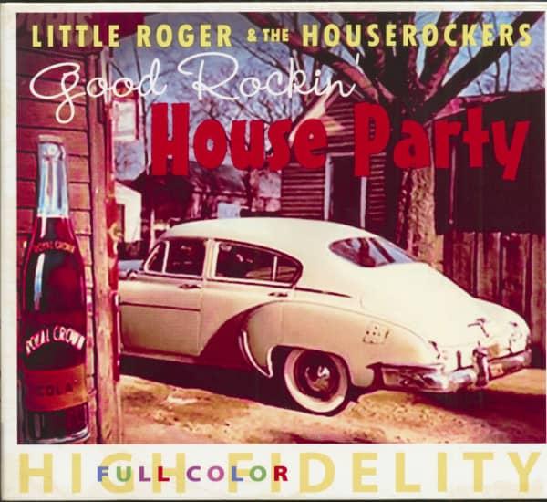Good Rockin' House Party (CD)