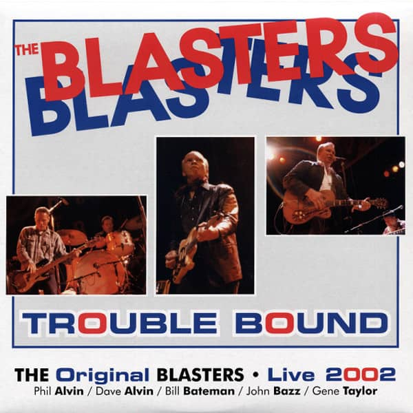 Trouble Bound - Live 2002 10'LP