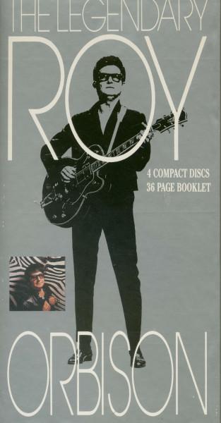 The Legendary Roy Orbison (4-CD Longbox)