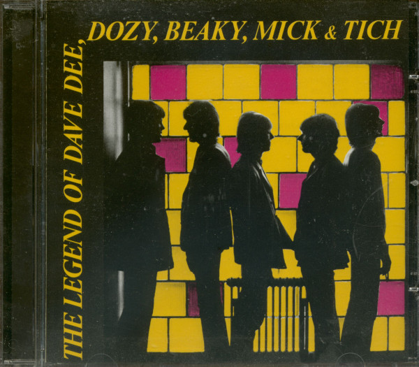 The Legend Of Dave Dee, Dozy, Beaky, Mick & Tich (CD)