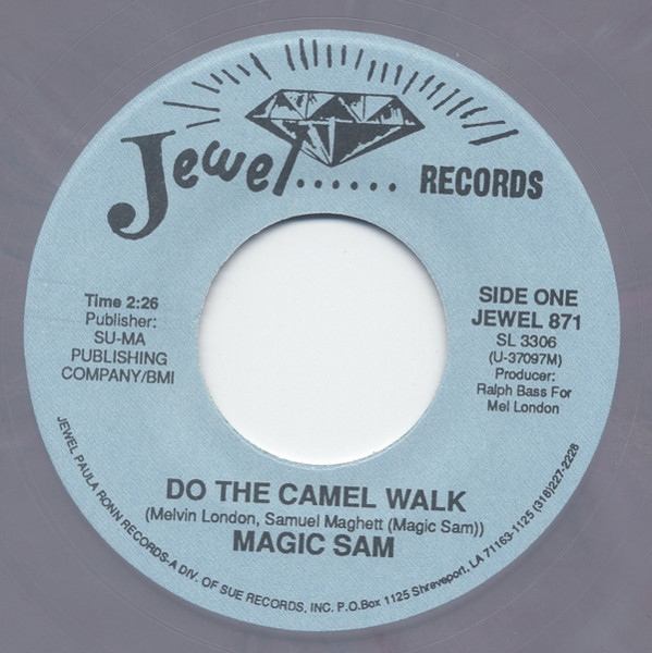 Do The Camel Walk - Every Nite About This Tim