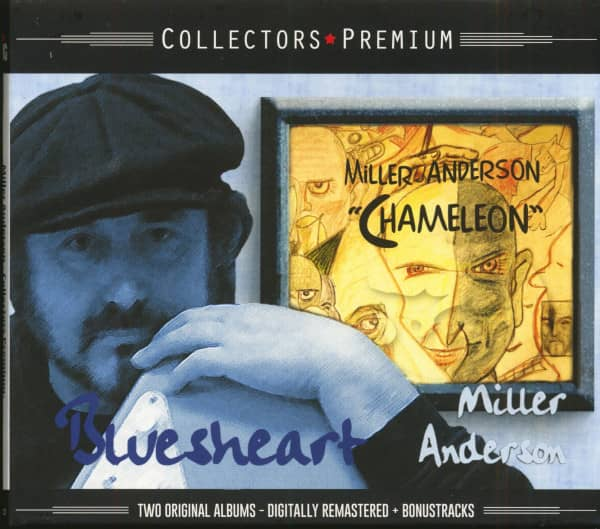 Collectors Premium - Bluesheart & Chameleon (2-CD)