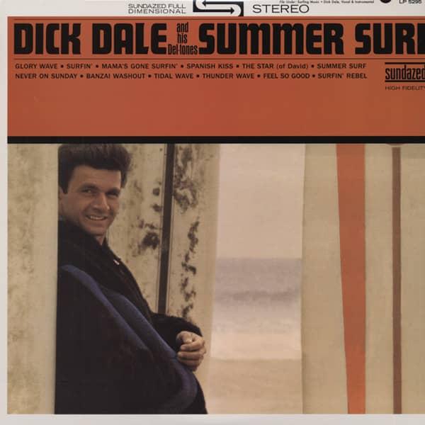Summer Surf (1964) - 180g Vinyl