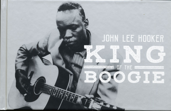 King Of The Boogie (5-CD Book, Limited Edition)