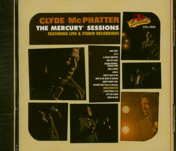 Mercury Sessions - Live & Studio (CD)