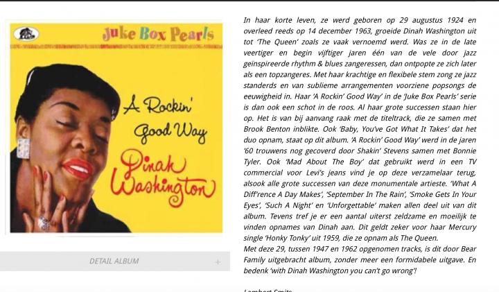Press-Archive-Dinah-Washington-A-Rockin-Good-Way-Juke-Box-Pearls-Keys-and-Chords