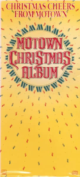 Motown Christmas Album - Christmas Cheers From Motown (CD Longbox)
